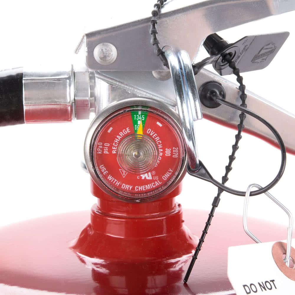Casiola Fire Extinguisher Gage